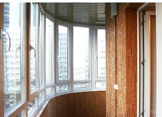 Остекление балконов и лоджий в тольятти.